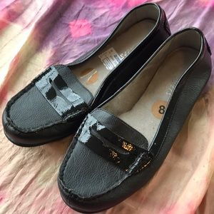 Black Aerosoles Penny Loafers like new